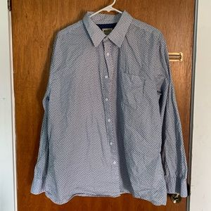 Men's Haggar Dress Shirt